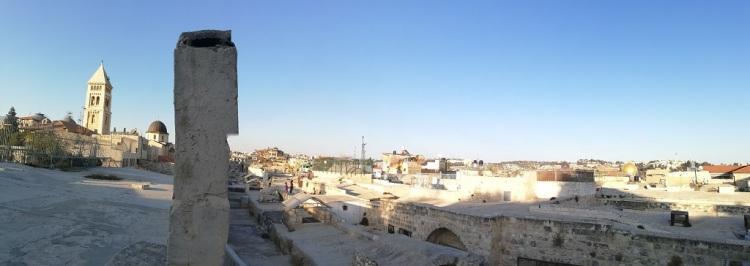 I tetti di Gerusalemme