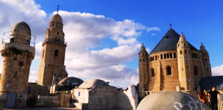 Abbazia della Dormizione - Gerusalemme