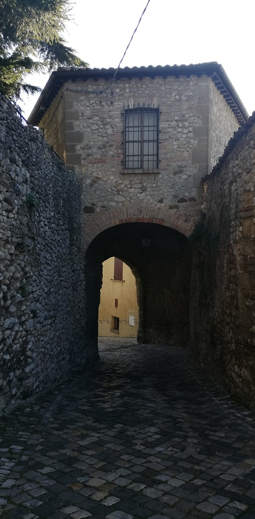 Porta della Rocca - Verucchio