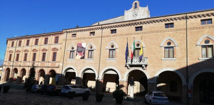 piazza Malatesta - Verucchio