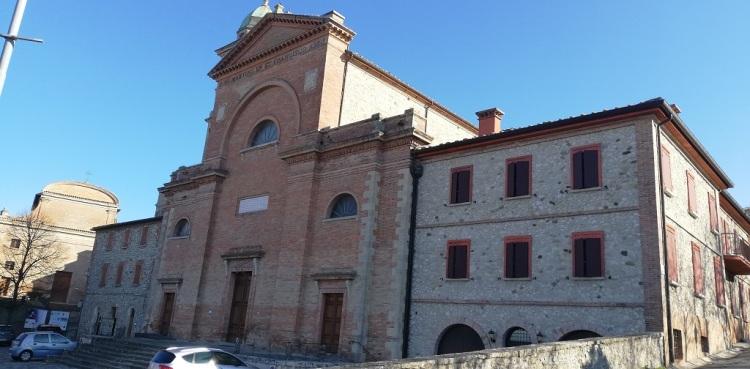 Collegiata di San Martino -Verucchio