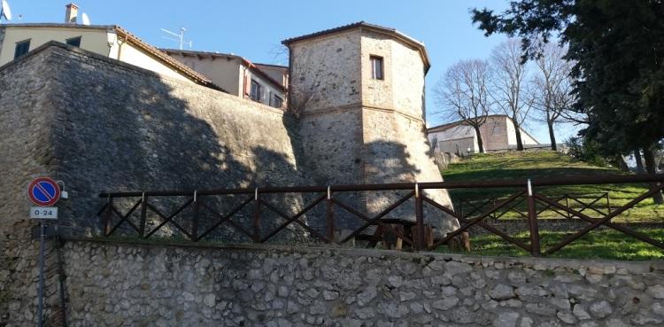 torre muraria - Verucchio