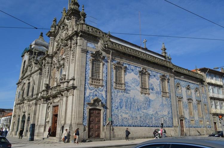 Igreja do Carmo e Igreja dos Carmelitas Descalços  - Porto