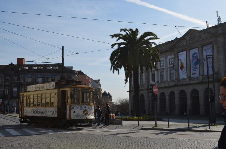 Il tram n. 22 - Porto