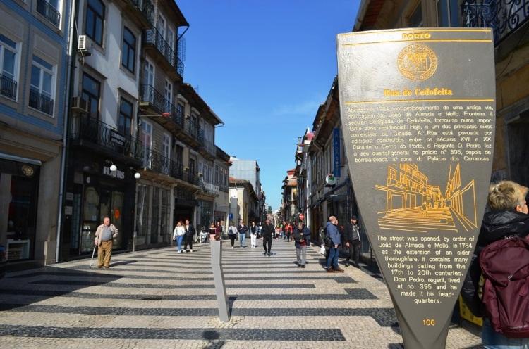 Quartiere Cedofeita - Porto