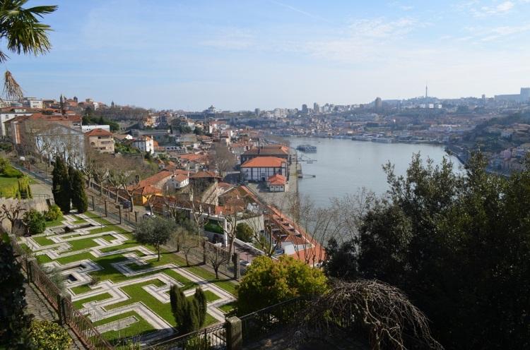 Jardim do Palácio de Cristal - Porto