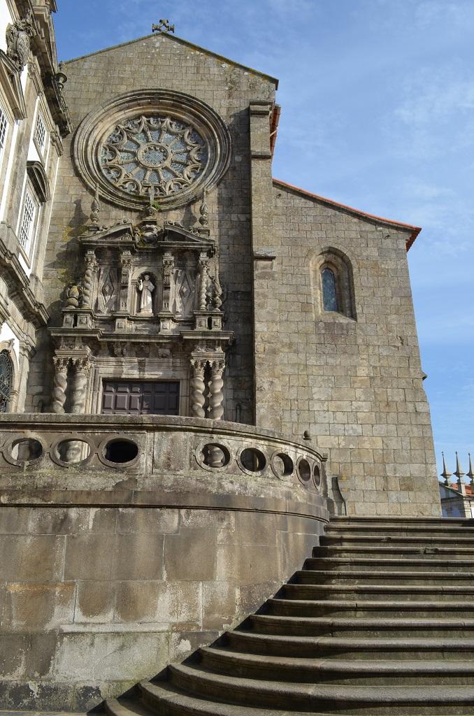 Igreja Monumento de Sao Francisco - Porto