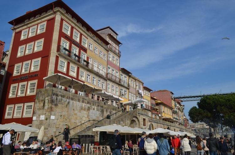 Quartiere di Reibera - Porto