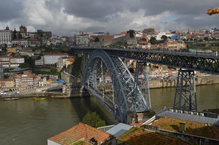 Ponte de Dom Luís I - Porto