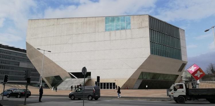 Casa della musica - Porto