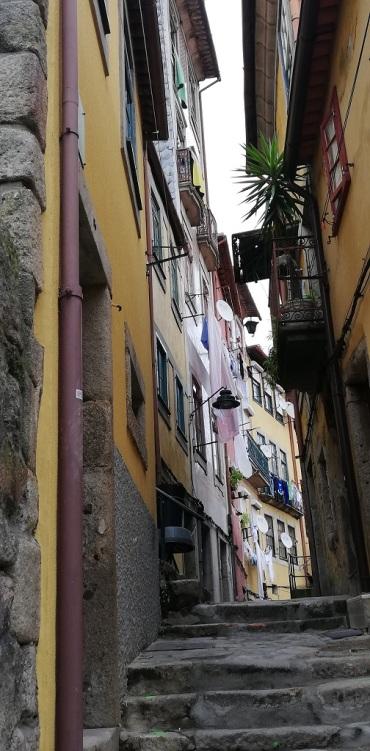 Il quartiere di Reibera - Porto