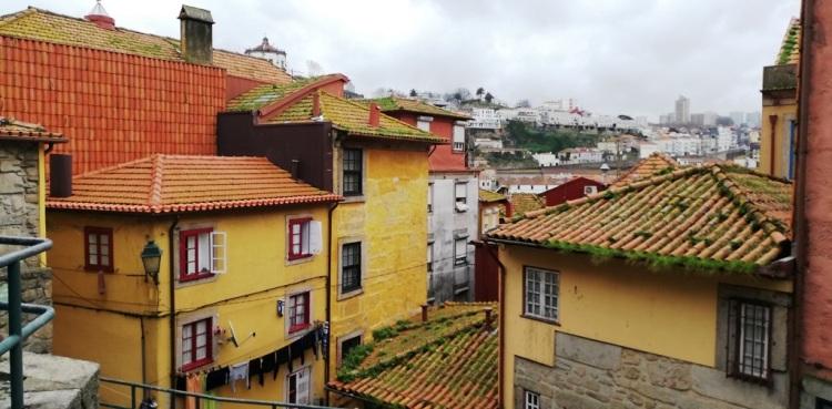 I tetti di Reibera - Porto