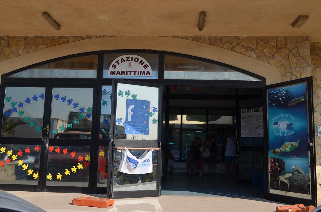 Centro di recupero tartaruge Caretta Caretta - Lampedusa