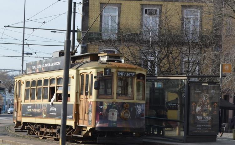 Tram n. 1  Porto