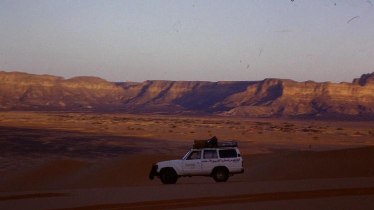 Libia deserto Sahara