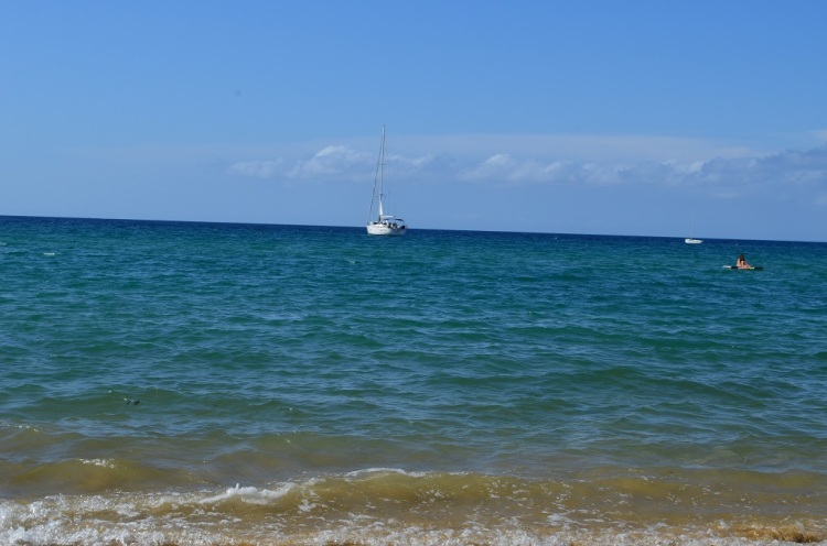Il mare di Procchio