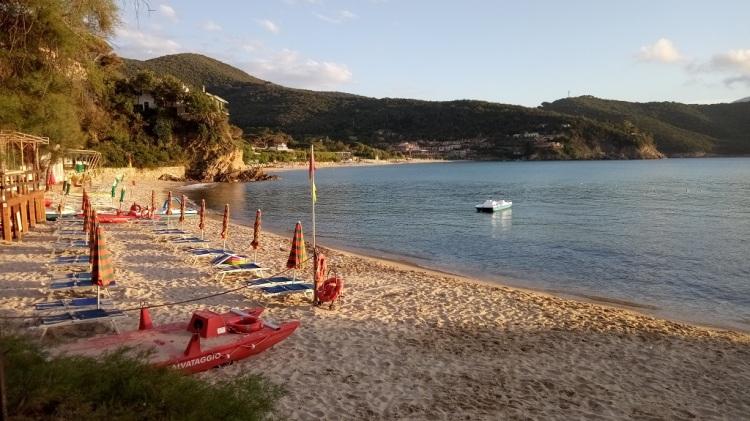 Spiaggia della Biodola-Scaglieri