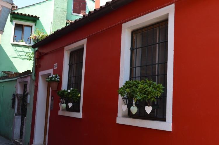 Le case di Burano