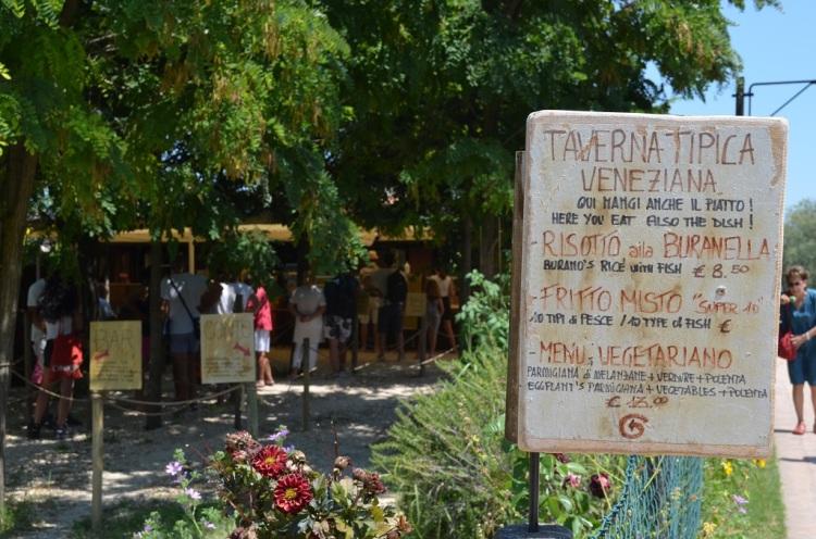 Taverna tipica Veneziana - Torcello