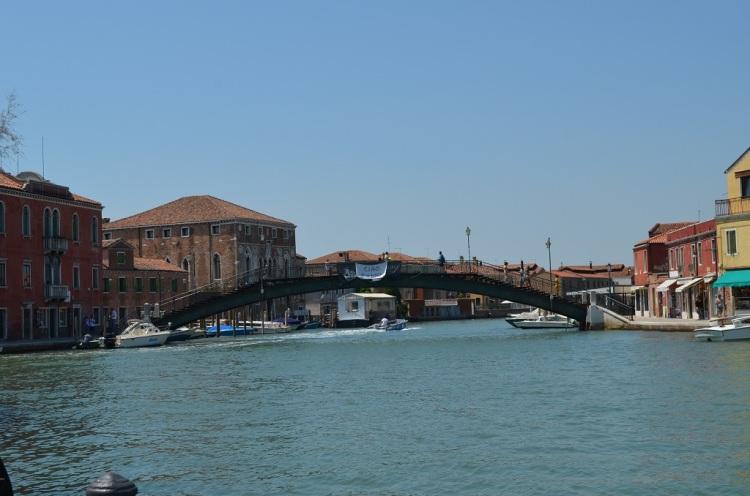 Il Canal Grande di Murano