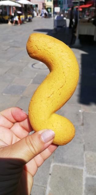 biscotti buranelli o bussolà