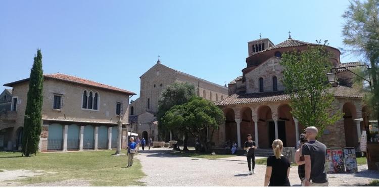 Piazza di Torcello